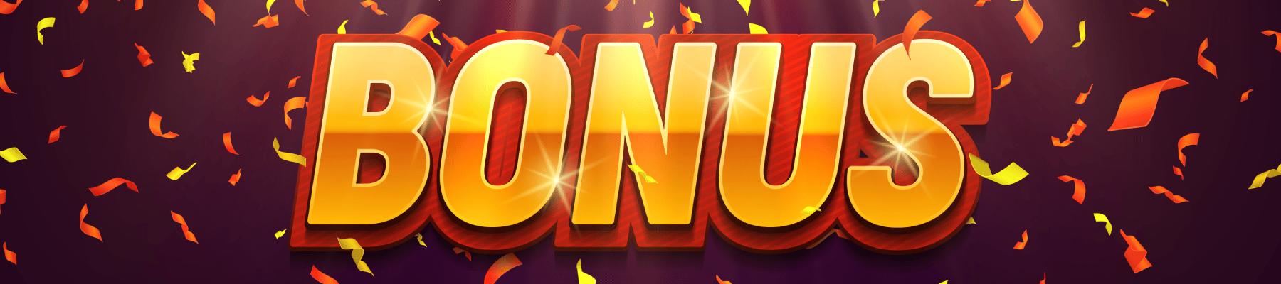 bonus main banner