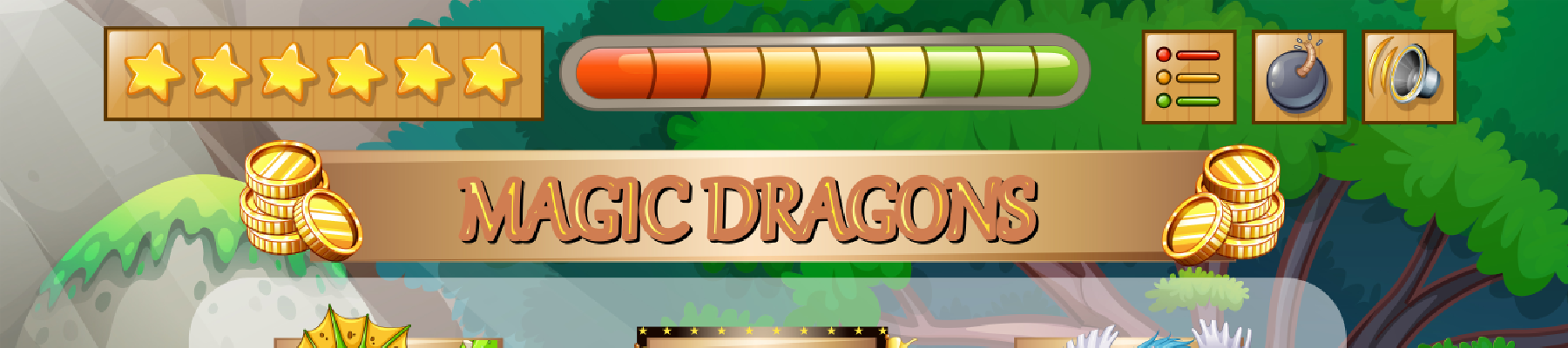 dragon slots banner